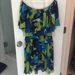 Vince Camino Cocktail Dress